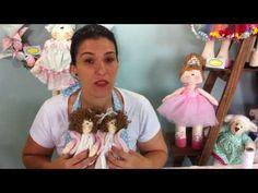 Boneca Casaquinho Ateliê Monica Costa parte 02 - YouTube