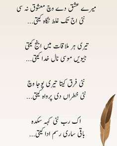 Baba Bulleh Shah Poetry, Sufi Poetry, Forms Of Literature, True Feelings Quotes, Punjabi Poetry, Quotes From Novels, Heart Touching Shayari, Romantic Poetry, Deep Words