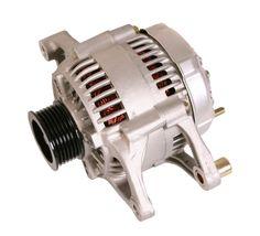 Alternator, 120 Amp, 2.5L/4.0L; 91-98 Jeep Cherokee/Grand Cherokee/Wrangler