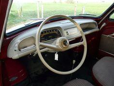Renault Dauphine - 1956