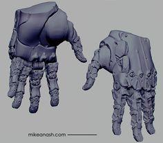 Nash Robot Hands