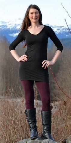 Vira 3/4 Sleeve Dress