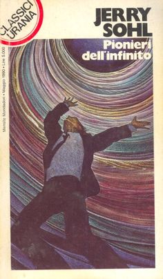 158  PIONIERI DELL'INFINITO 5/1990  COSTIGAN'S NEEDLE (1953)  Copertina di  Oscar Chichoni   JERRY SOHL