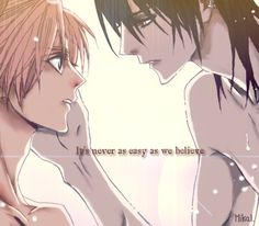 "From mik_al ... betrayal knows my name, luka ""zess"" crosszeria, uraboku, uragiri, yuki giou"