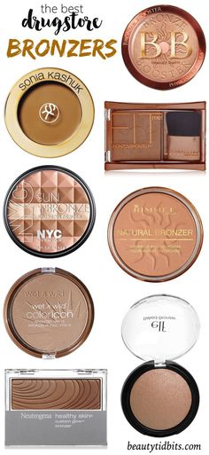 Best Drugstore Bronzers under $10
