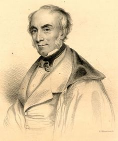 """William Wordsworth, poet laureate, 1843-1850 - my mother would read """"Snowbound"""" to us when we had lots of snow.  Thanks, Mom."""