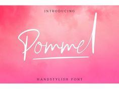 Free Pommel Handstylish Script Demo par Jessica Elle - 27