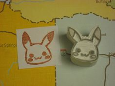 Pikachu Stamp o3o by *xxNostalgic on deviantART