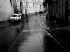 Il giorno ormai scompare: Lieve è la pioggia