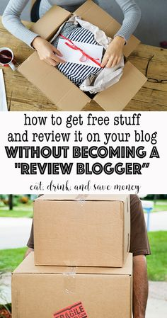 It's easy to get free stuff for your blog. This is how to get free stuff on your blog without becoming a review blogger  How to Get Free Stuff and Review it on your Blog without Becoming a Review Blogger http://eatdrinkandsavemoney.com/2017/03/31/how-to-get-free-stuff-and-review-it-on-your-blog-without-becoming-a-review-blogger/