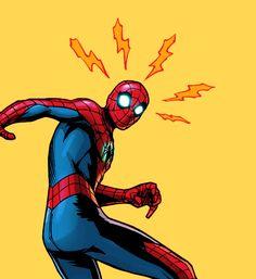 ****### Spider-Man in Slapstick #1S##