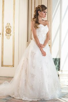 Atelier Mimmagiò 2015 Bridal Collection #weddingdresses #weddinggown #wedding #dresses #gown #bridal #love