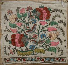 Ottoman Embroidery - Geleneksel Türk El Sanatları