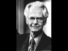 ▶ B. F. Skinner - Behaviorism is a Humanistic Psychology - YouTube