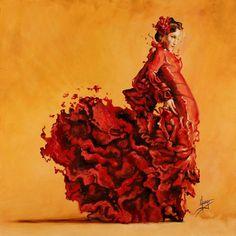 Karina Llergo Salto ~ Dance through the color of Life