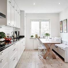 Kitchen + Dining Nook