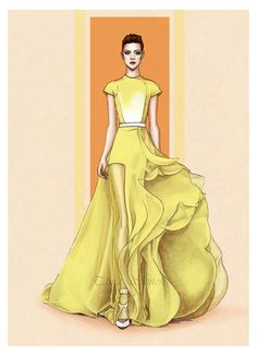 Stephane Rolland SS14 by Tania-S on @DeviantArt