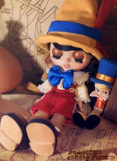 Pinocho.