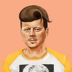 world leaders as hipsters by amit shimoni hipstory