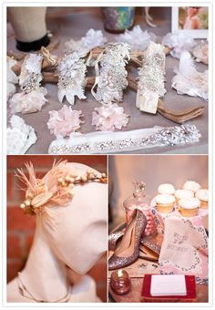 It's your wedding, it's your night out, customize your accessories to fit your mood, to capture attention, to start the party, to class up a up or down hair style!  www.destinationweddings.travel Enter Bridal Veil Giveaway, drawing Oct 28.
