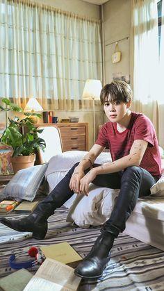 """BTS Park Jimin as the guy your parents as you to stay away from lockscreens/ wallpapers"" Park Ji Min, Foto Bts, Bts Photo, Movie Photo, Billboard Music Awards, Bts Boys, Bts Bangtan Boy, K Pop, Namjoon"