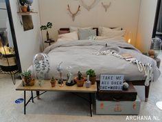 collectie AUPING | Slaapkamer inspiratie tijdens vt wonen&design beurs 2015 | ARCHANA.NL