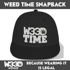 W33D Time Snapback #W33D