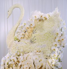 Floral Animal Statement Pieces
