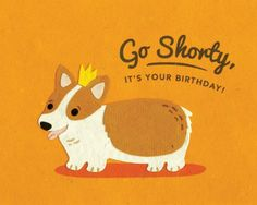 """This """"Go Shorty, It's Your Birthday"""" card is lovingly handcrafted in the Philippines by women survivors of sex trafficking."""