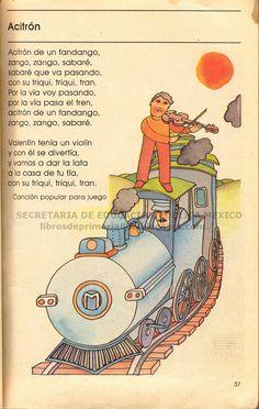 libros de texto de primaria mexico en los sesenta | Libros de Primaria de los 80's: Acitrón (Mi libro de segundo Lecturas ...