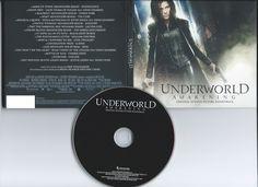 """Made Of Stone (Renholder Remix)"" single | OST Underworld Awakening. The soundtrack album was released on January 31, 2012 on the Lakeshore label."
