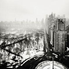 Central Park & 59th Street - New York City, NY, Josef Hoflehner