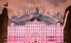 """Like many of you out there, we're looking forward to the release of Wes Anderson's latest film entitled """"The Grand Budapest Hotel"""". The film is . Grand Hotel Budapest, Hotel Budapest Movie, Hotel Chevalier, Hotel Wedding Inspiration, Comedia Musical, Wes Anderson Movies, Grande Hotel, Kino Film, Up Book"""