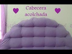 ●DIY● Cabecera Acolchada   Vereub
