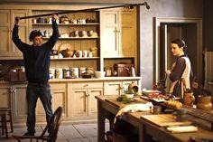 Downton Kitchen