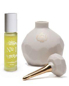 Joya No. 1 Perfume Oil Review