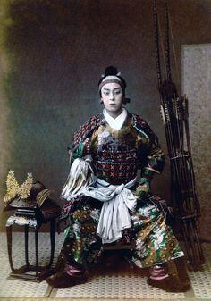 Les Derniers Samouraïs dans les Années 1800 (16)