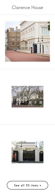 """""""Clarence House"""" by pacqueline-ngoya ❤ liked on Polyvore featuring house, kitchen, rooms, casa, home, backgrounds, houses, interior, pictures and bookcase"""