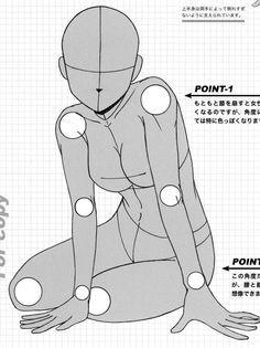 Manga Skizze
