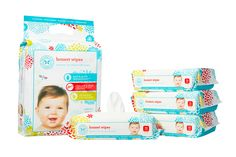 """I just discovered Honest Wipes! Thick, botanically infused with """"Cheek to Cheek"""" versatility."""
