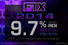 2014 - Week 02 Profits!