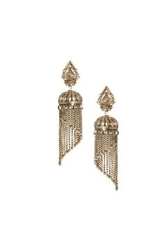 Glam up your party dress with a pair of these statement earrings, we all love a little tassel