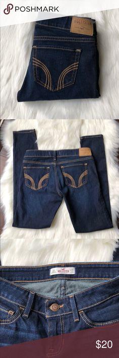 Hollister Skinny Jeans size 3 EUC Hollister Skinny Jeans. Size 3S EUC Hollister Jeans Skinny