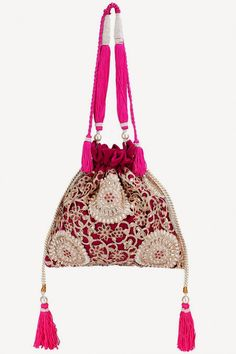Fashion: 5 Elements Wedding Indian Style Clutches and Potli Bag