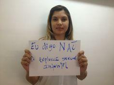 A Jucynara Teixeira apoia a campanha #CopaDasMeninas. E vocês?