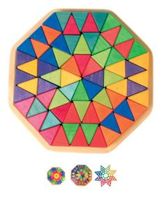 Love Grimm Wooden Puzzles for kids - gorgeous, and they have multiple solutions making them so fun