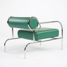 Sofa with Arms | PC/17 by Shiro kuramata for Cappellini 1982