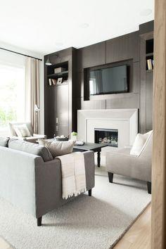 Очаровательный интерьер канадского дома | Дизайн интерьера, декор, архитектура, стили и о многое-многое другое