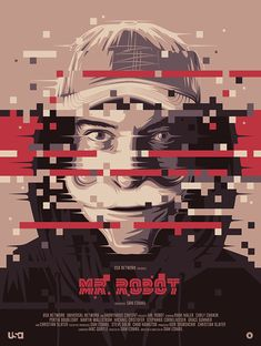 MR ROBOT for PosterSpy/Amazon UK