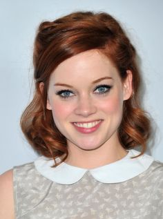 Jane Levy... This may be the perfect color for me...